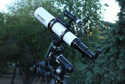 Stellarvue 115mm APO Triplet Refractor Telescope with Feather Touch Focuser