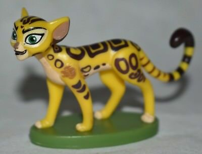 Disney Store Authentic FULI LION GUARD FIGURINE Cake TOPPER Toy KING NEW
