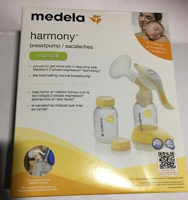 New (Other) in Sealed Box Medela Harmony Manual Breast Pump