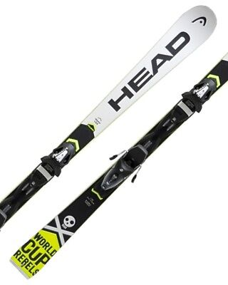 Head WC Rebels i.SLR 17/18 Worldcup On Piste Race Slalom Carver Alpin Skiset NEU