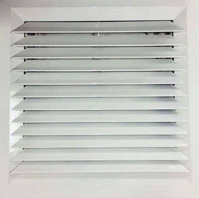 1 Way Louvre Face Diffuser 595x595 Ceiling Tile Replacement