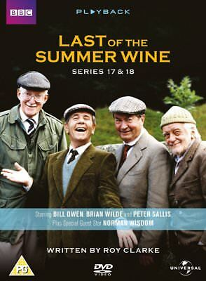 Last Of The Summer Wine Series 17-18 - Complete (DVD Box Set)