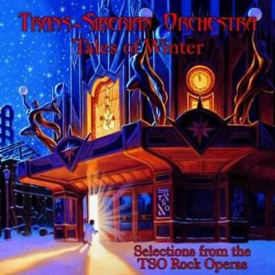 Trans-Siberian Orchestra - Tales Of Winter: Selections (CD+DVD)