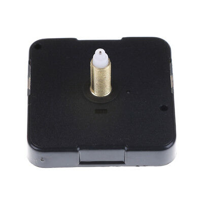 15mm Long Thread Quiet Mute Quartz Clock Movement Mechanism DIY Repair Tool FO