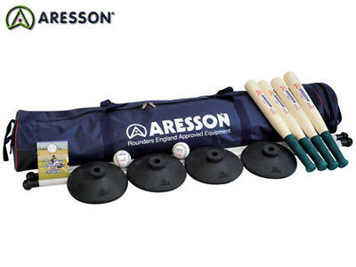 Brand New Aresson - Team Builders Rounders Set - Navy Bag