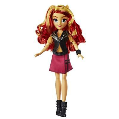 "My Little Pony Equestria Girls Sunset Shimmer Classic Style 11"" Doll"