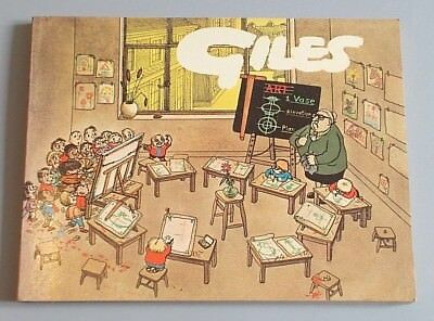 Giles Series 23 first edition annual, 1969, Daily Express Publications