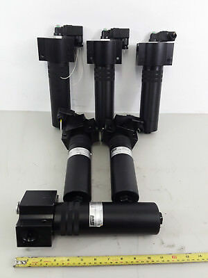 Six Hydac (I Think) Medium Pressure Hydraulic Filter Assemblies