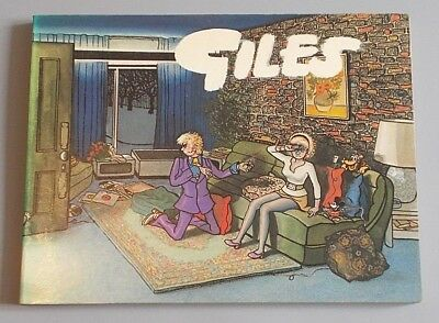 Giles Series 26 first edition annual, 1972, Daily Express Publications