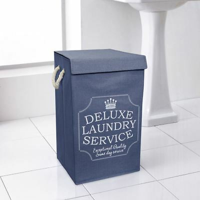 COUNTRY CLUB Branded DELUXE Household Foldaway LAUNDRY HAMPER