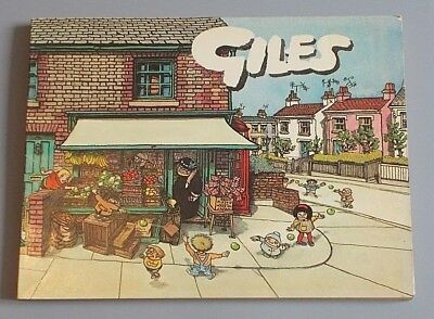 Giles Series 28 first edition annual, 1974, Daily Express Publications