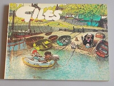 Giles Series 29 first edition annual, 1975, Daily Express Publications