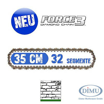 ICS Diamantkette Force3-32 Abrasive /Brick