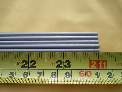 """3 Pcs. Stainless Steel Round Rod 304, 1/8"""" (.125"""") (3.24Mm.) X 24"""" Long"""