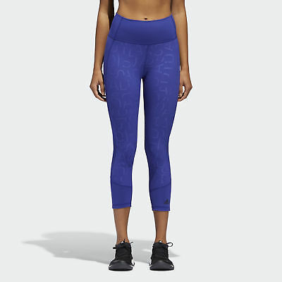 63ee9649720ee ADIDAS BELIEVE THIS High-Rise 3/4 AdiHack Tights Women's