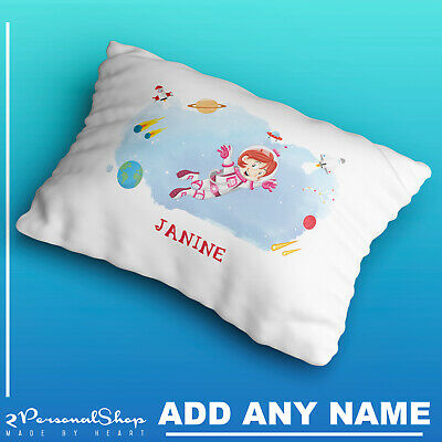 Personalised Cute Animals Pillow Case Cushion Cover Custom Made Print 103