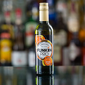 Funkin Spiced Syrup 36cl - Warming Spiced Cocktail Syrup