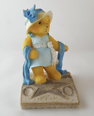 Cherished Teddies 1999 Bette You Are The Star Of The Snow