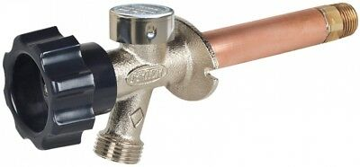 Prier Products 12-in L 1/2-in MIP Brass Frost Proof Wall Faucet Valve