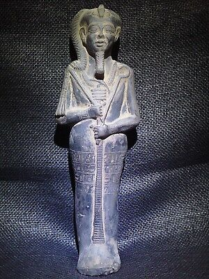 ANCIENT EGYPT EGYPTIAN ANTIQUE Khonsu Statue The Moon Lunar God 1550-1292 BC