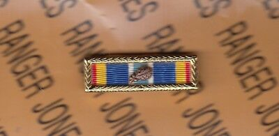 U. S. AIR Force Expeditionary Service Ribbon Bar With Gold