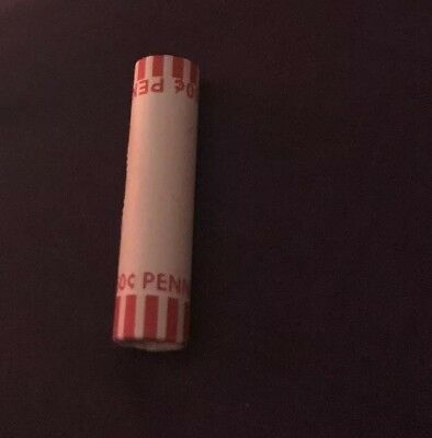 Unsearched Roll Of Pennies possible wheat backs and Indian head 1921 1955 found!
