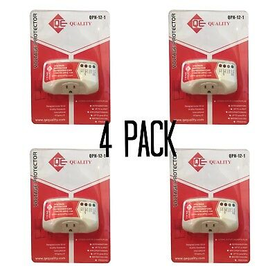 New Refrigerator Brownout appliance surge protector 4 pack