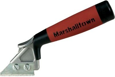 Marshalltown 2-in Steel Blade Red Plastic Grout Saw