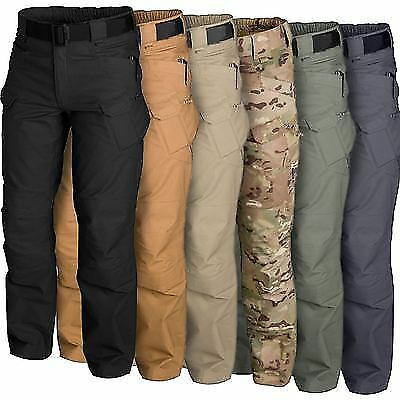 7e6bd61b84a634 Helikon Utp Tactical Pants Mens Cargo Trousers Combat Security Police Patrol