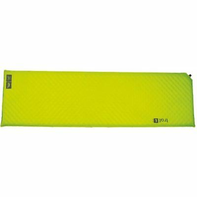 Highlander Trail L Self Inflate Mat Air Bed Camp Lightweight Thermalite Large