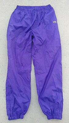 Rawlings PUP Purple Nylon Wind Track Pant Adult XL WPL3957 exercise