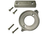 VOLVO 290 ALUMINUM ANODE ZINC KIT (Anodes & Mounting Hardware) STERNDRIVE