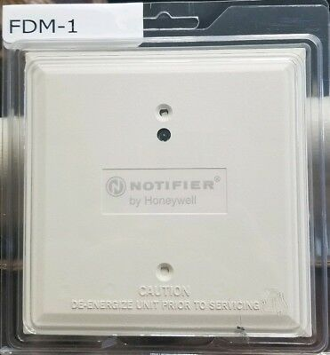 FDM-1 NEW SEALED Dual Monitor Module Notifier FIRE ALARM, 5 available