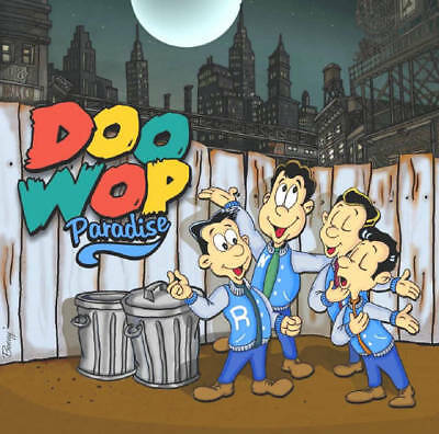 Best 525 Doo Wop Music from the 50's-70's on a 16gb USB Flash Drive.