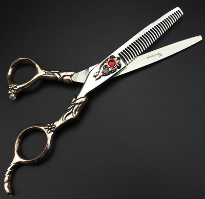 Japanese Professional Hairdressing Thinning Scissors Barber Scissors  6 Inch