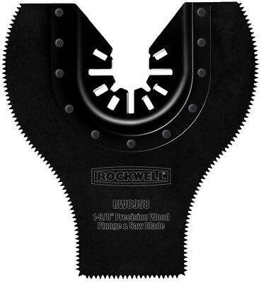 ROCKWELL Sonicrafter High-Speed Steel Oscillating Tool Blade