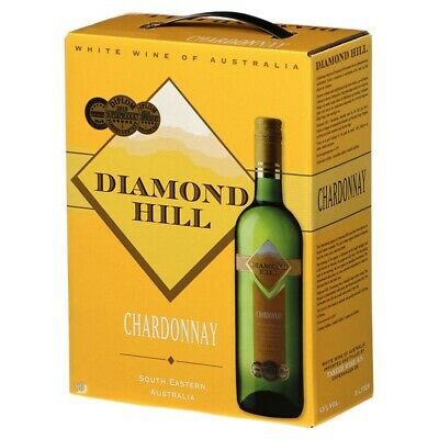 Diamond Hill Chardonnay Bag in Box 13% vol 300cl BiB