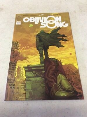 Oblivion Song #1 1st Print Image VF/NM Comics Book Kirkman DeFelici