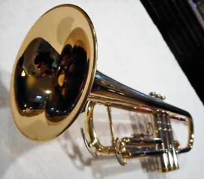 Beautiful 1968 Conn 6B Victor Professional Bb Trumpet- Sibling of Connstellation