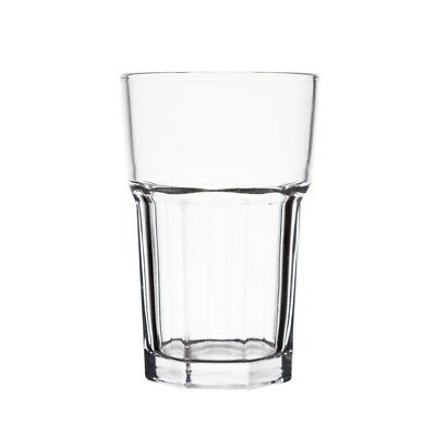 Olympia Orleans Hi Ball Glasses 285ml - Pack of 12 | Glassware Tumblers