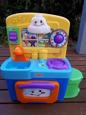 Fisher-Price Laugh and Learn Kitchen