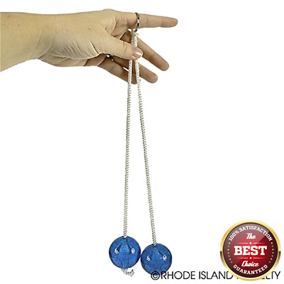 1 Clackers Balls On A String The Original Pendulum Ball Toy Game Gift Kids Toy