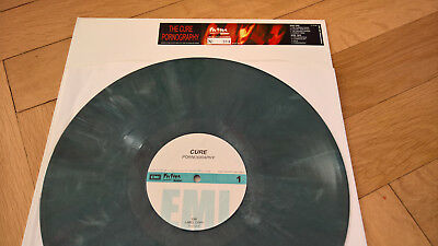 The Cure - Pornography (Limited Edition, colored Promotion Vinyl, Fi 07 XDP)
