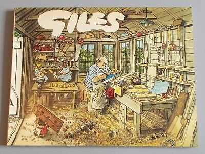 Giles Series 31 first edition annual, 1977, Daily Express Publications