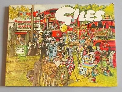 Giles Series 34 first edition annual, 1980, Daily Express Publications