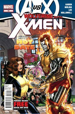 WOLVERINE AND THE X-MEN ISSUE 14 - FIRST 1st PRINT - AvX VERSUS AVENGERS