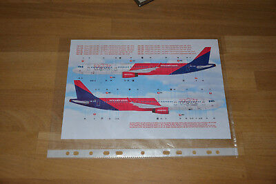"BOA Decals ""WizzAir"" Airbus A321, 1:144"