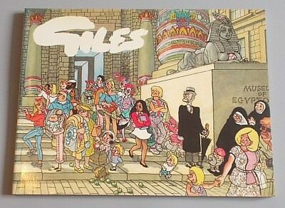 Giles Series 37 first edition annual, 1983, Daily Express Publications