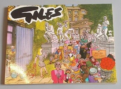 Giles Series 40 first edition annual, 1986, Express Books Publications