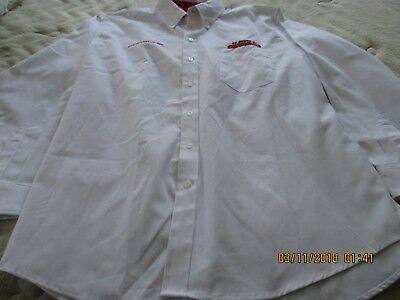 Porsche 48 hours at Sebring XL button down Shirt RARE, COOL SHIRT  > $200 retail